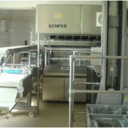 Linie automată de prelucrare a aluatului EMIL Kemper, computerizată