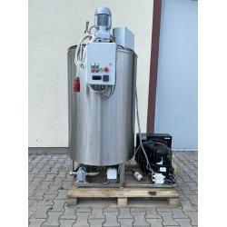 Instalatie automata pentru productie maia